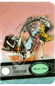 """Бизнес-блокнот Modo Arte """"Fetiche"""" А6 (9007E) от Лабиринт"""
