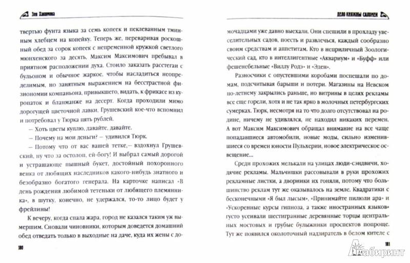 Иллюстрация 1 из 22 для Дело княжны Саломеи - Эля Хакимова | Лабиринт - книги. Источник: Лабиринт