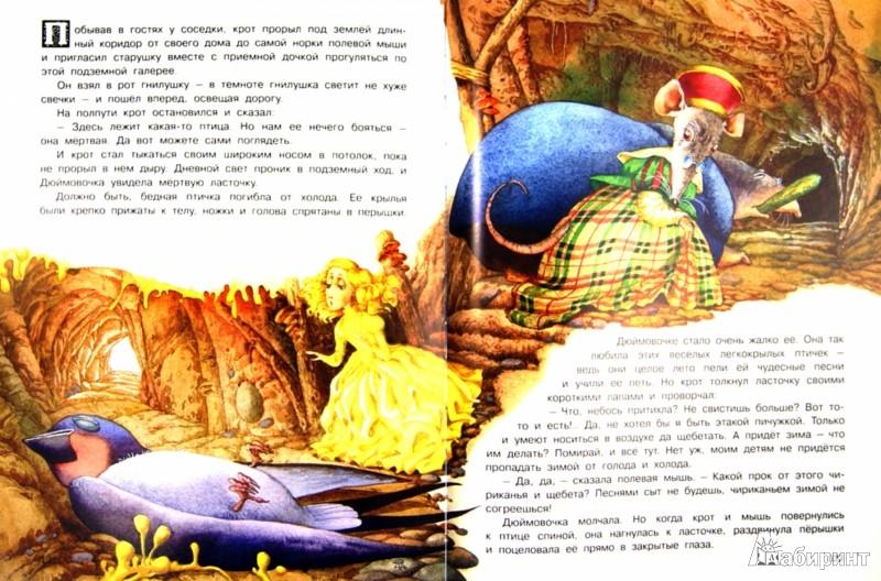 Иллюстрация 1 из 42 для Сказки - Перро, Гауф, Андерсен | Лабиринт - книги. Источник: Лабиринт