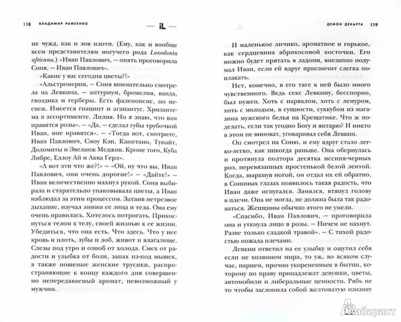 Иллюстрация 1 из 7 для Демон Декарта - Владимир Рафеенко | Лабиринт - книги. Источник: Лабиринт