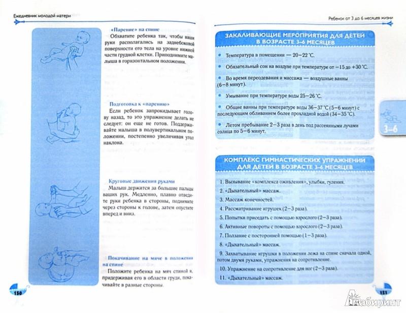 Иллюстрация 1 из 22 для Ежедневник молодой матери   Лабиринт - книги. Источник: Лабиринт