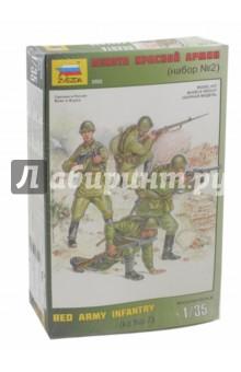 Пехота Красной Армии. Набор №2 (3502) куплю не регистрированую винтовку мосина