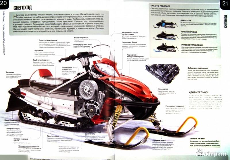 Иллюстрация 1 из 4 для Транспорт. Иллюстрированный атлас (+3D очки) | Лабиринт - книги. Источник: Лабиринт