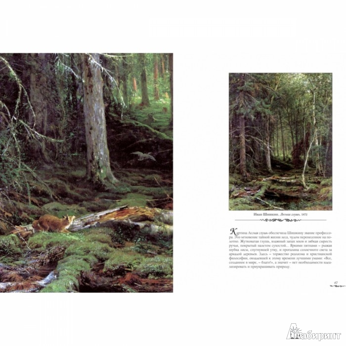 Иллюстрация 1 из 10 для Русский лес   Лабиринт - книги. Источник: Лабиринт