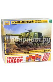 Советский истребитель танков ИСУ-152 Зверобой (3532П) mantra paola 3532