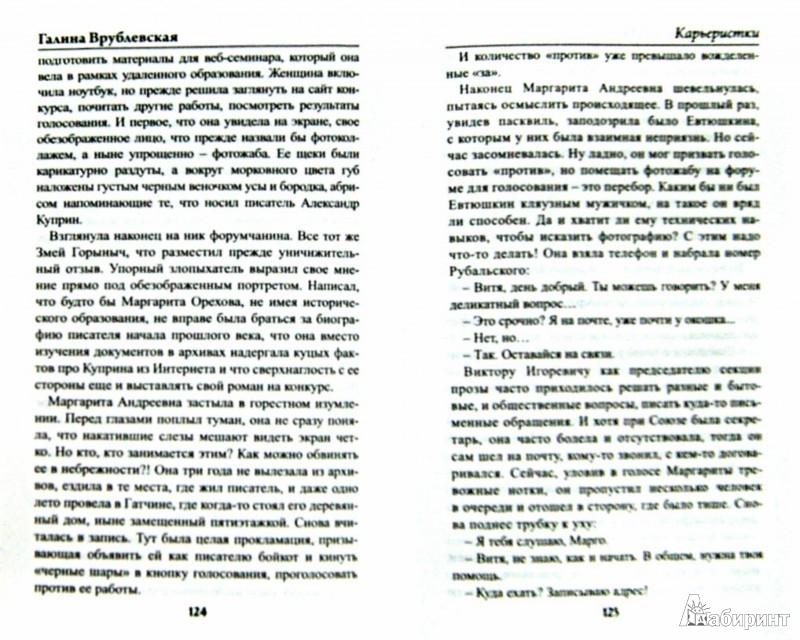 Иллюстрация 1 из 4 для Карьеристки - Галина Врублевская | Лабиринт - книги. Источник: Лабиринт