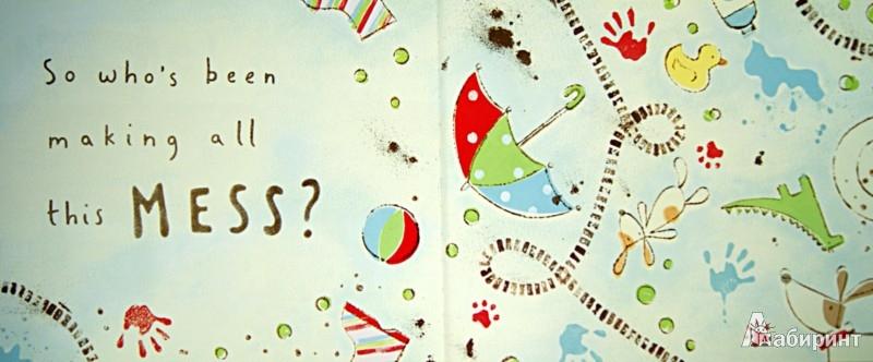 Иллюстрация 1 из 2 для Not Me! (children book) - Nicola Killen | Лабиринт - книги. Источник: Лабиринт