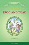 Квак и Жаб. Книга для чтения на английском языке в 3-4 классах