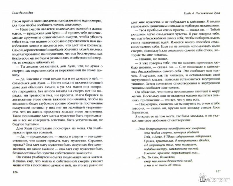 Иллюстрация 1 из 27 для Сила безмолвия - Карлос Кастанеда | Лабиринт - книги. Источник: Лабиринт