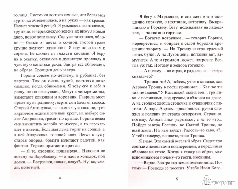 Иллюстрация 1 из 11 для Земля именинница. Троицкие рассказы | Лабиринт - книги. Источник: Лабиринт