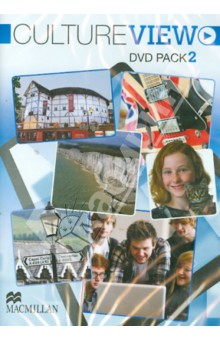 Culture View. Pack 2 (DVD) global upper intermediate coursebook with eworkbook pack dvd rom
