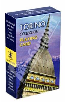 Карты игральные Турин карты игральные коллекционные lo scarabeo камасутра 54 карты