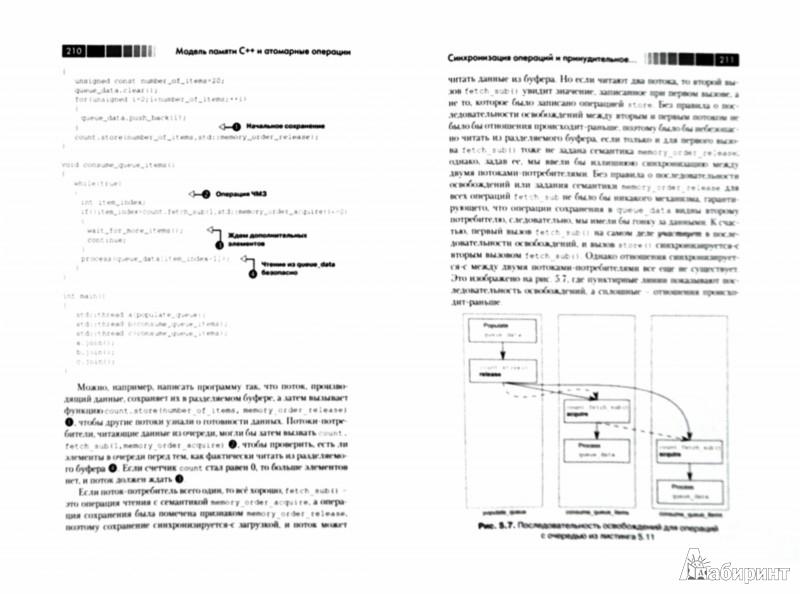 Иллюстрация 1 из 23 для Параллельное программирование на С++ в действии. Практика разработки многопоточных программ - Энтони Уильямс | Лабиринт - книги. Источник: Лабиринт