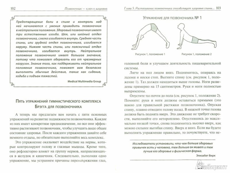 Иллюстрация 1 из 32 для Позвоночник - ключ к здоровью - Брэгг, Брэгг | Лабиринт - книги. Источник: Лабиринт