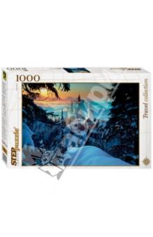 Step Puzzle-1000 Бавария. Замок Нойшванштайн (79103) puzzle 1000 замок simon mardsen 29563