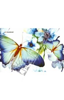 """Альбом для рисования 20 листов, А4 """"Бабочки"""" (911122-54)"""