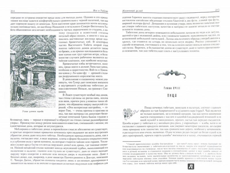Иллюстрация 1 из 8 для Все о Тибете. Природа, религия, традиция   Лабиринт - книги. Источник: Лабиринт