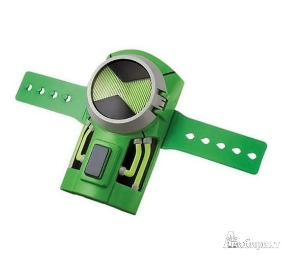 Иллюстрация 1 из 2 для Часы Ben 10 Ультиматрикс диск со звуковыми и световыми эффектами (37890) | Лабиринт - игрушки. Источник: Лабиринт