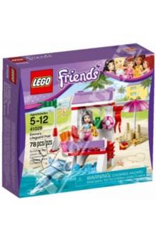 Конструктор Lego Friends спасательная станция Эммы (41028).