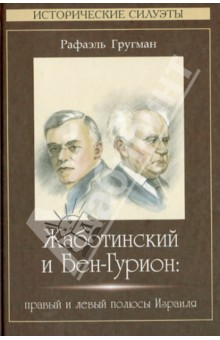 Жаботинский и Бен-Гурион: правый левый полюсы
