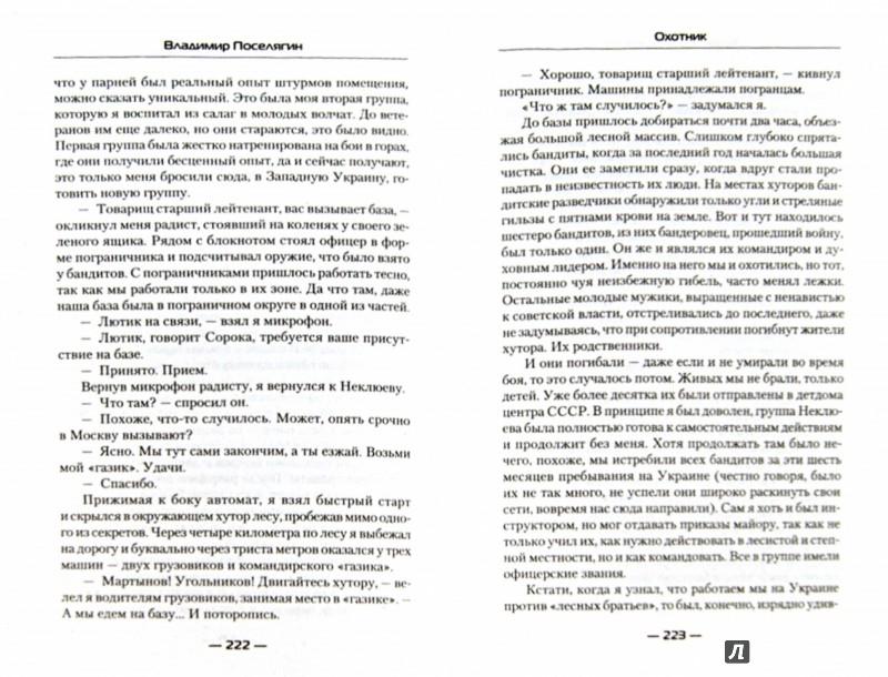 Иллюстрация 1 из 8 для Охотник - Владимир Поселягин | Лабиринт - книги. Источник: Лабиринт