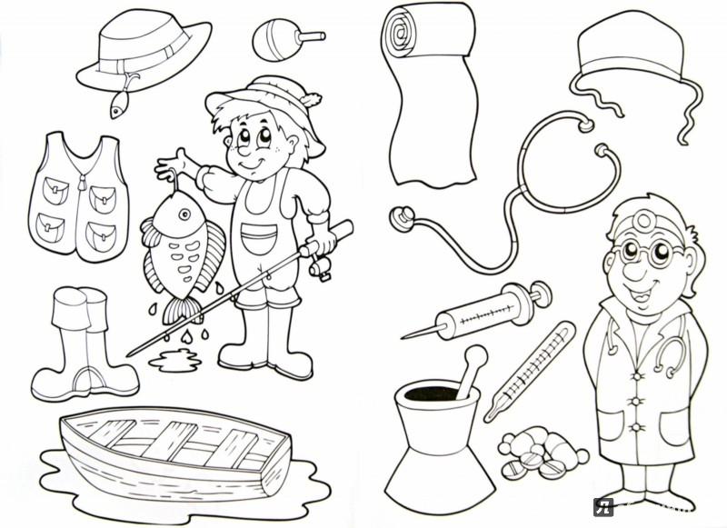 Иллюстрация 1 из 41 для Суперраскраска обо всем на свете | Лабиринт - книги. Источник: Лабиринт