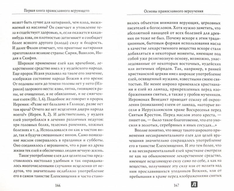Иллюстрация 1 из 10 для Первая книга православного верующего   Лабиринт - книги. Источник: Лабиринт