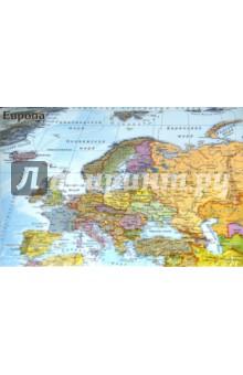 """Пазл географический """"Карта Европы"""" (GT0720)"""
