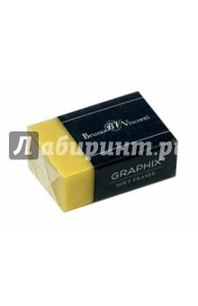 """Ластик """"Graphix жёлтый"""" (42-0001)"""