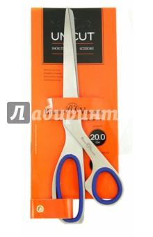 Ножницы цельнометаллические,20 см, UNICUT (60-0001) входные двери мэгги цельнометаллические в красноярске