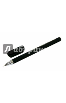"""Ручка гелевая """"SimpleWrite. BLACK"""" (0.5 мм, чёрная) (20-0067) Альт"""