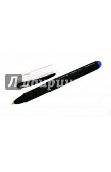 """Ручка на масляной основе """"UniWrite. BLACK"""" (1.0 мм, синяя) (20-0003) Альт"""