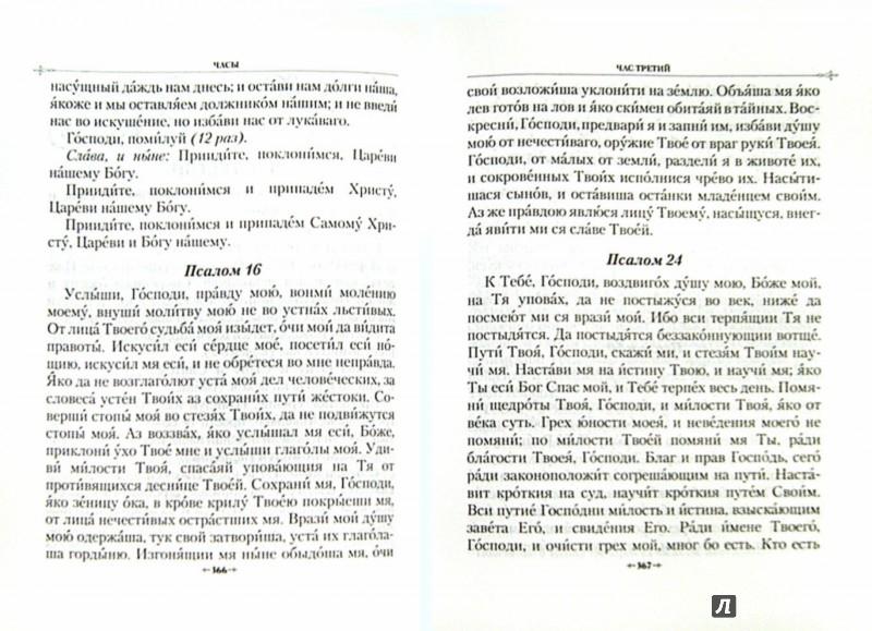 Иллюстрация 1 из 35 для Православный молитвослов. Псалтирь | Лабиринт - книги. Источник: Лабиринт