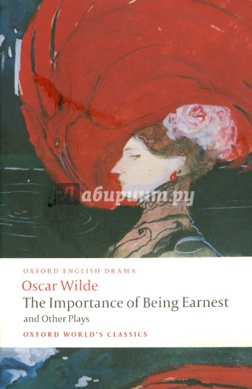 oscar wilde the importance of being earnest essays The importance of being earnest is a comedy of manners, whereby oscar wilde uses satire to ridicule marriage, love and the mentality of the victorian aristocratic society.