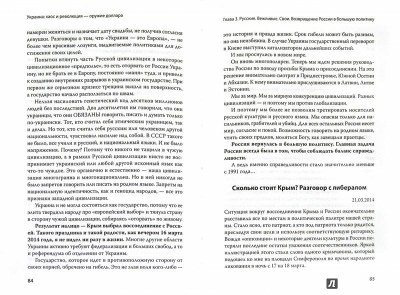 Иллюстрация 1 из 27 для Украина. Хаос и революция - оружие доллара - Николай Стариков | Лабиринт - книги. Источник: Лабиринт