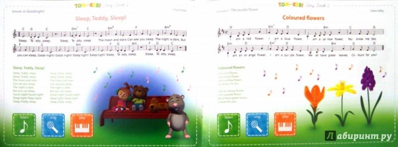 Иллюстрация 1 из 19 для Том и Кери. Сборник песенок 2 (+2CD) - Клэр Селби | Лабиринт - аудио. Источник: Лабиринт