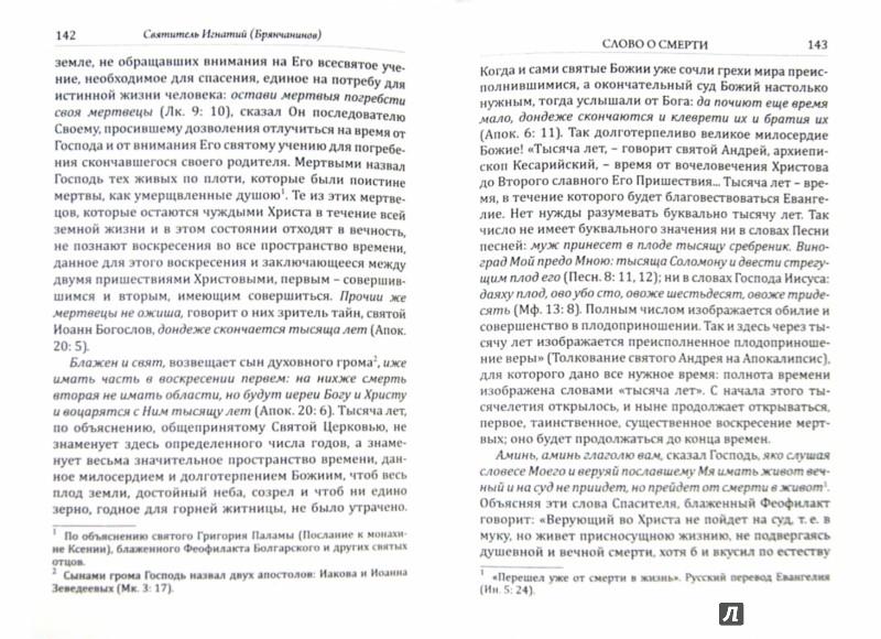 Иллюстрация 1 из 27 для Слово о смерти - Брянчанинов Свт. | Лабиринт - книги. Источник: Лабиринт