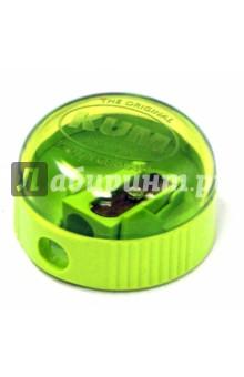 Точилка одинарная пластмассовая,  круглая (K-210K1 Pop)