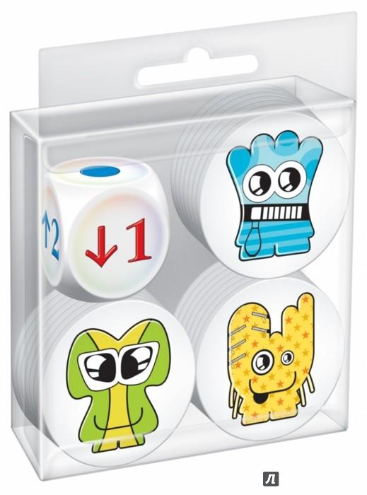 Иллюстрация 1 из 7 для Игра МОНСТРИКИ №750 | Лабиринт - игрушки. Источник: Лабиринт