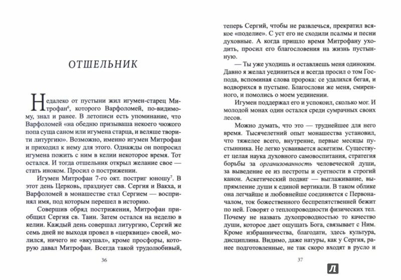 Иллюстрация 1 из 6 для Преподобный Сергий Радонежский - Борис Зайцев   Лабиринт - книги. Источник: Лабиринт