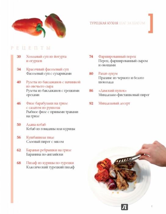 Турецкая кухня книга скачать
