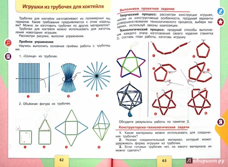 Иллюстрация 1 из 7 для Технология. 4 класс. Учебник. ФГОС - Лутцева, Зуева | Лабиринт - книги. Источник: Лабиринт