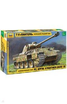 """Немецкий средний танк """"Пантера"""" (3678)"""