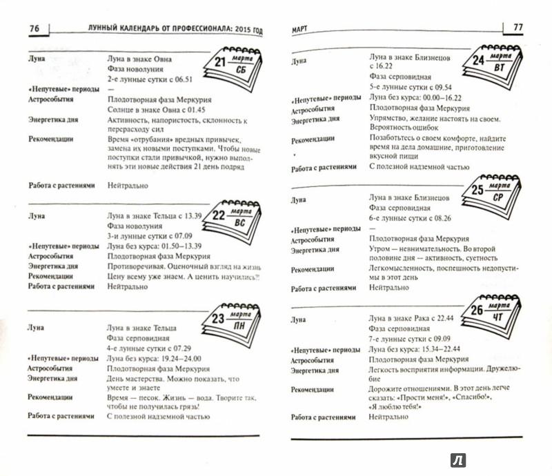 Иллюстрация 1 из 15 для Лунный календарь от профессионала. 2015 год - Ирина Шевченко | Лабиринт - книги. Источник: Лабиринт