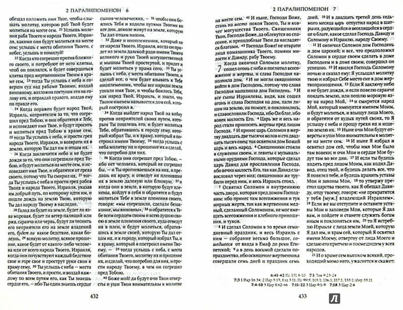 Иллюстрация 1 из 9 для Библия | Лабиринт - книги. Источник: Лабиринт