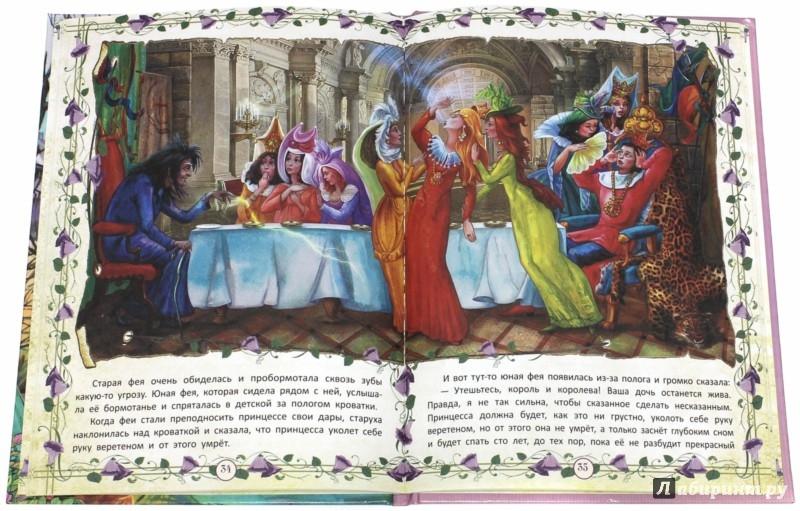 Иллюстрация 1 из 5 для Спящая красавица и другие сказки   Лабиринт - книги. Источник: Лабиринт