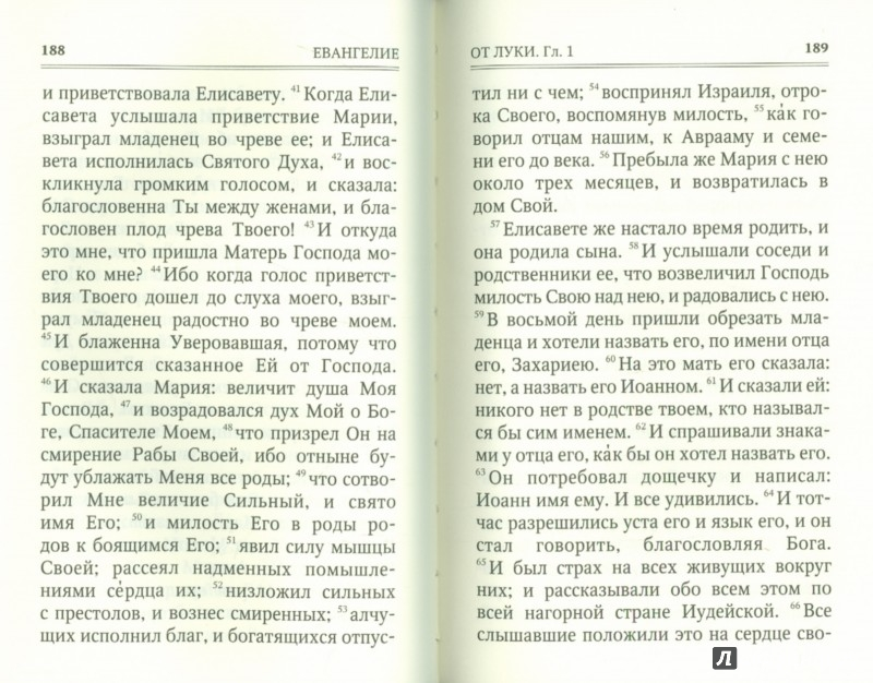 Иллюстрация 1 из 18 для Святое Евангелие | Лабиринт - книги. Источник: Лабиринт