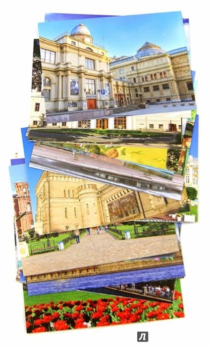 Иллюстрация 1 из 31 для Прогулки по детскому Петербургу (29 карточек) | Лабиринт - игрушки. Источник: Лабиринт