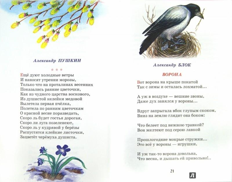 Рассказ о природе 3 класс