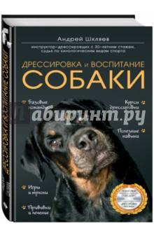 Дрессировка и воспитание собаки (+DVD) большую мягкую игрушку собаку лежа в москве